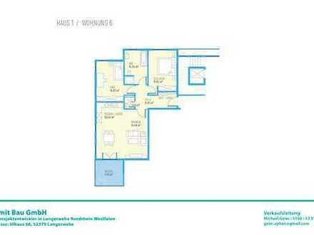 Drei Zimmer OG-Wohnung H1W6