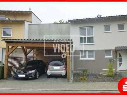 Moderner Wohnkomfort: Attraktive DHH in Rückersdorf