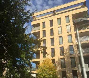 besser wohnen. besser leben. Am Europaplatz: Großzügige Penthousewohnung + Dachterrasse