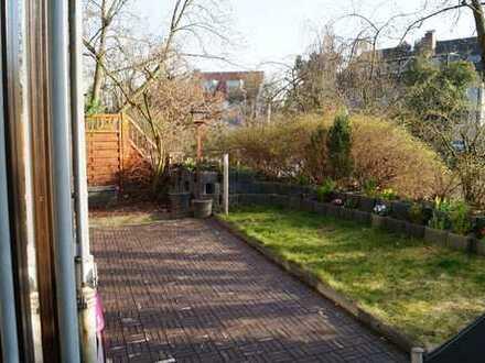 Garten Terrassen 2-Zimmer Wohnung in Ludenberg