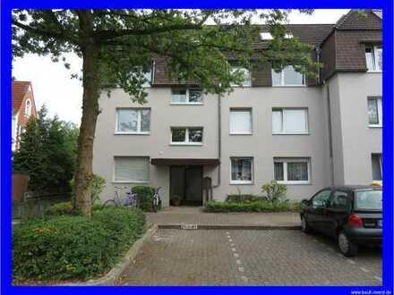 **Gepflegte DG-Eigentumswohnung mit Balkon und Stellplatz in ruhiger Lage in Dorsten-Hervest**