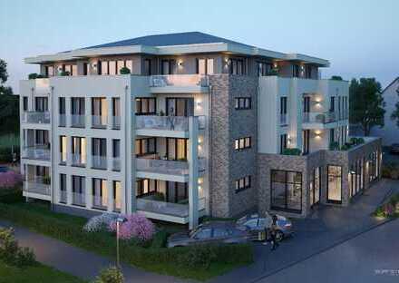 Zentrum von Hangelar - Gewerbefläche in modernem Neubau