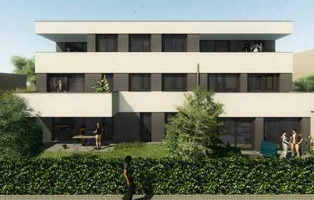 2 ZKB 71,36m² EG 1a Lage Westviertel - Ingolstadt Neubau Mietwohnung - moderne gehobene Ausstattung