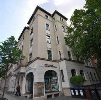 **Einbauküche*** Vielseitig nutzbare Büroeinheit auf dem Chemnitzer Kaßberg