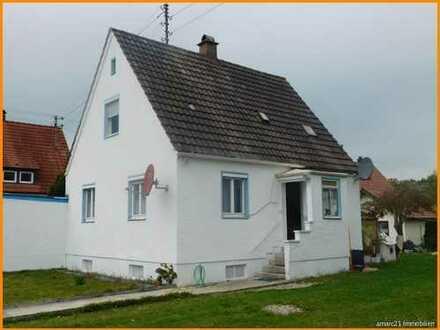 Nettes Haus mit großem Garten in bester Wohnlage