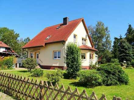 gepflegtes Einfamilienhaus in Ortsrandlage - nahe der Stadt Wolgast