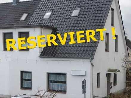 Doppelhaushälfte - für die große Familie oder zwei Generationen! Nähe Fachhochschule + Maritimen K