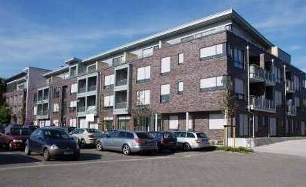 Service Wohnen am Kloster: 1-Raum-Wohnung