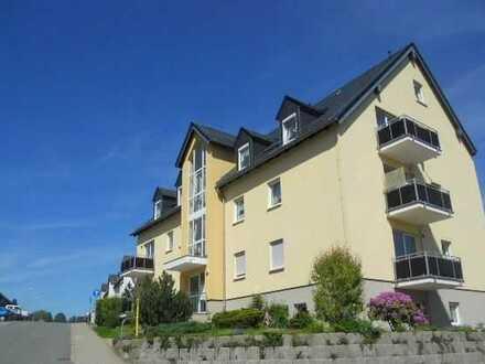 1-Raum-Wohnung mit Balkon in Hartenstein