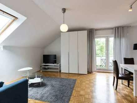 Lichtdurchflutete Wohnung im schönen Potsdam-Babelsberg