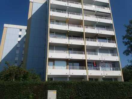 Erstbezug nach Sanierung mit Balkon: schöne 2-Zimmer-Wohnung in Kaufbeuren