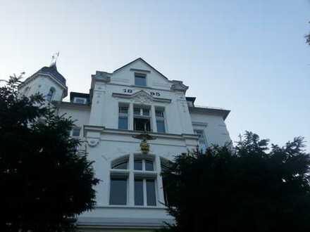 Gründerzeitvillenwohnung mitten in einem zauberhaften Erholungsort