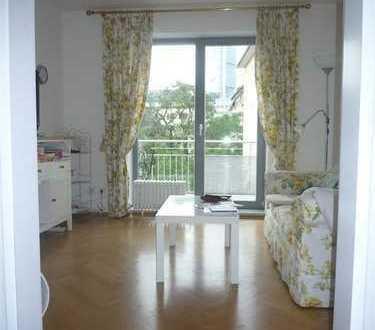 Hochwertige 4-Z-Komfort Wohnung mit Balkon in bester Westendlage- Nähe Alter Oper