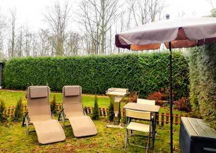Mainz Oberstadt: Möblierte wohlfühl Wohnung mit Sauna und Garten