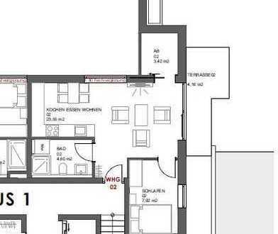 Apartment Wohnung im Erdgeschosswohnung in Schrobenhausen - zur Reservierung!