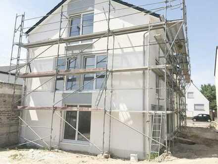 #Traitteur Immobilien- NEUBAU! Große Doppelhaushälfte mit sonnigem Garten (KfW-Effizienzhaus 55)