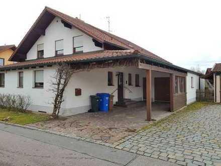 Freundliches und gepflegtes 8-Zimmer-Einfamilienhaus zur Miete in Bad Füssing-Würding