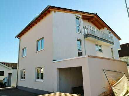 Neubau-Qualität die Überzeugt... großzügige und komfortable 4 ZKB-Neubau-Wohnung in Grünstadt