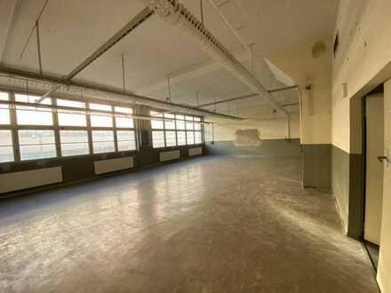 Lagerflächen von klein (4 m²) bis groß (115 m²)