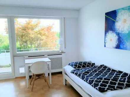 flexibel ab 1 Monat: Co-Living WG-Zimmer mit Internet, TV, Gästeküche, Bad/Wc-Mitbenützung, Waschma