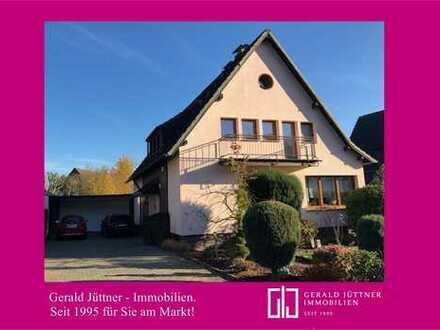 Eigen-Stadtwald: Großzügiges freistehendes Einfamilienhaus in Top Lage