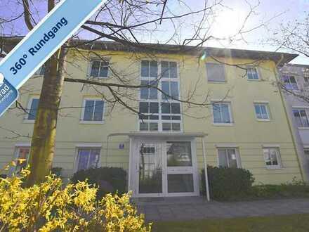 2-Zi.-DG-Wohnung in ruhiger Lage von Sendling Westpark mit Süd-Balkon - jetzt online besichtigen!