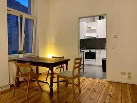 Bild_Vollmöblierte 1-Zimmer-Altbauwohnung mitten in Kreuzberger Szene-Kiez!