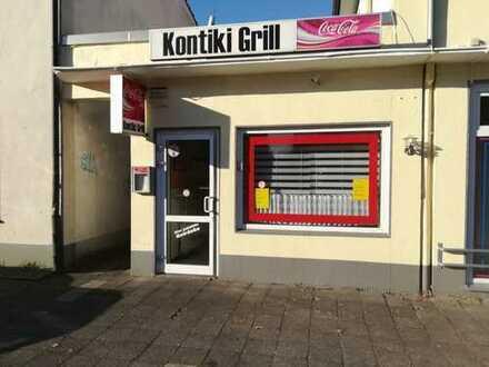 Imbiss als Vollexistenz in Gronau