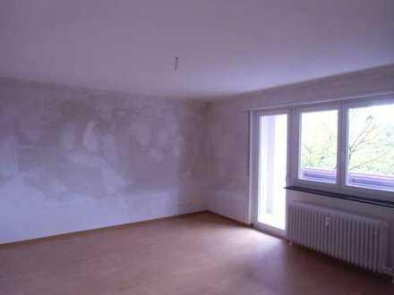 Erdgeschosswohnung mit Balkon und Weitblick ins Grüne. Neunkirchen , Am Wäldchen 3