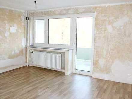 In ruhiger Wohnlage zentral gelegen - 2-Zimmer-Wohnung mit Balkon und Aufzug