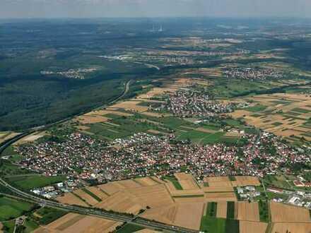Baugrund in Walddorfhäslach - Südhanglage