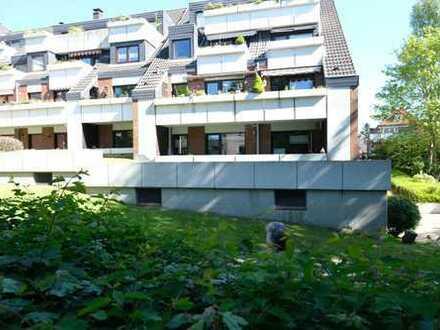 2 Zimmer Wohnung in Eckernförde Borby mit 2 Balkonen