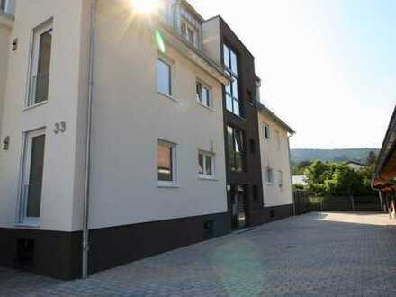 Erstbezug - traumhafte 3 Zimmer-Maisonettewohnung mit Blick ins Grüne