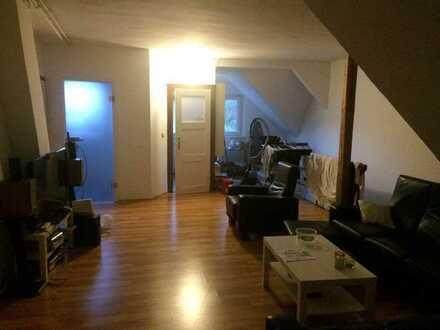 WG-Zimmer direkt am Lennebergerwald!