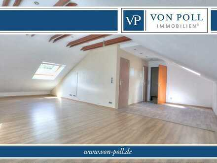 Appartement in Feldrandlage
