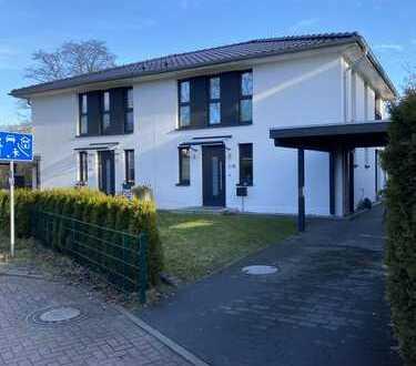 Familienfreundliche Doppelhaushälfte in Bergstedt