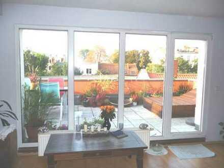 Vermietete 2-Zimmer-Eigentumswohnung mit großer Terrasse in Friedrichshagen