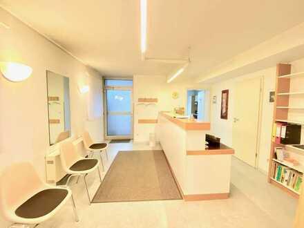 Provisionsfreie Büro-/ Praxisfläche mit flexibler Raumgestaltung! Lager möglich