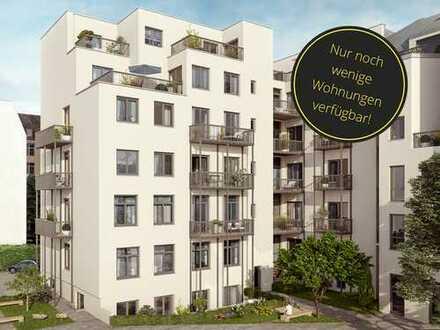 Alles in unmittelbarer Nähe: großzügige 2-Zimmer-Wohnung auf ca. 70 m² in zentraler Lage