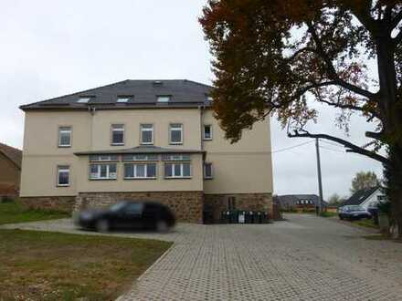 Sehr schöne kernsanierte 2-Raum Wohnung in Pappendorf mit Einbauküche zu vermieten!