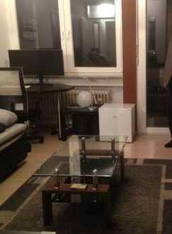 1-Zimmer-Wohnung in S-Mitte mit EBK und Klimaanlage