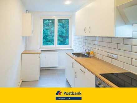 Erstbezug nach Sanierung - schicke Wohnung in grüner, ruhiger Lage!