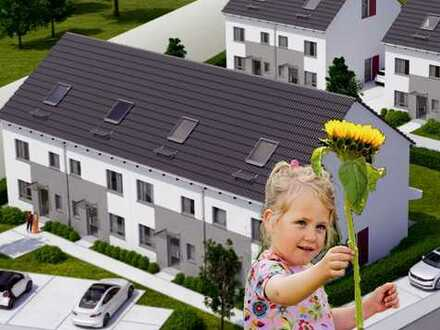 Ansprechendes Haus schlüsselfertig mit Keller und 131 m² Wfl. - Bad m. Fenster
