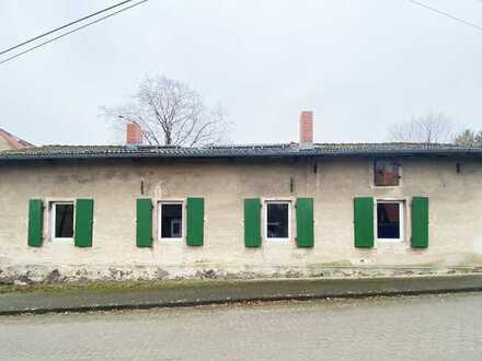 Sanierungsbedürftiges Einfamilienhaus mit Erweiterungsmöglichkeit in Wandlitz Lanke