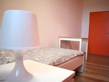 provisionsfreies und möbliertes Einzelzimmer