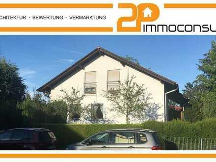 MAINTAL-DÖRNIGHEIM: Geräumiges Einfamilienhaus mit Garage in bester Lage (Waldsiedlung)