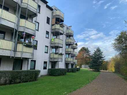 Ansprechendes und gepflegtes 1-Zimmer in Mehrfamilienhaus zur Miete in Hassels, Düsseldorf
