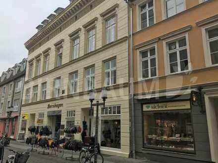 Großzügige 2-Zimmer-Wohnung direkt in der Innenstadt sucht neuen Mieter