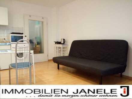 1-Zimmer-Appartement mit Terrasse in Regensburg Nord / Sallern-Gallingkofen mit guter Infrastruktur