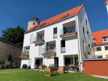Gut vermietete 2-Zimmerwohnung in der südlichen Altstadt von Isny